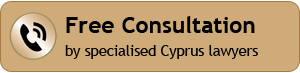 Free consultation by specialised Cyprus Lawyers