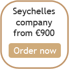 Seychelles company formation from 900 euro